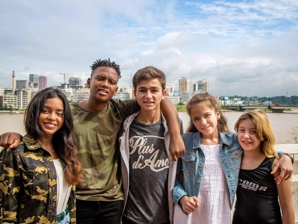 Le jour où l'on a rencontré Kids United