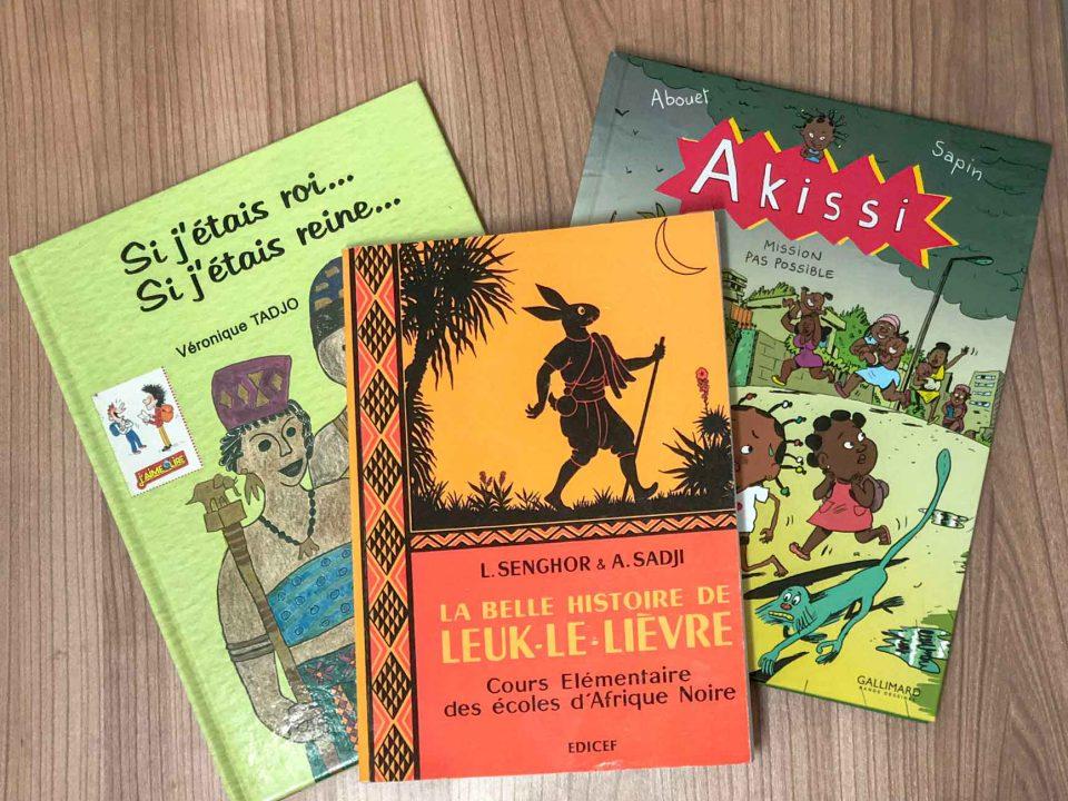 10 livres jeunesse d'auteurs africains